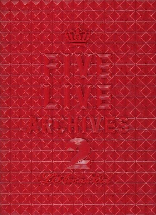 L'Arc~en~Ciel [Videos] DVD >> FIVE LIVE ARCHIVES 2  >> 20011.04.06