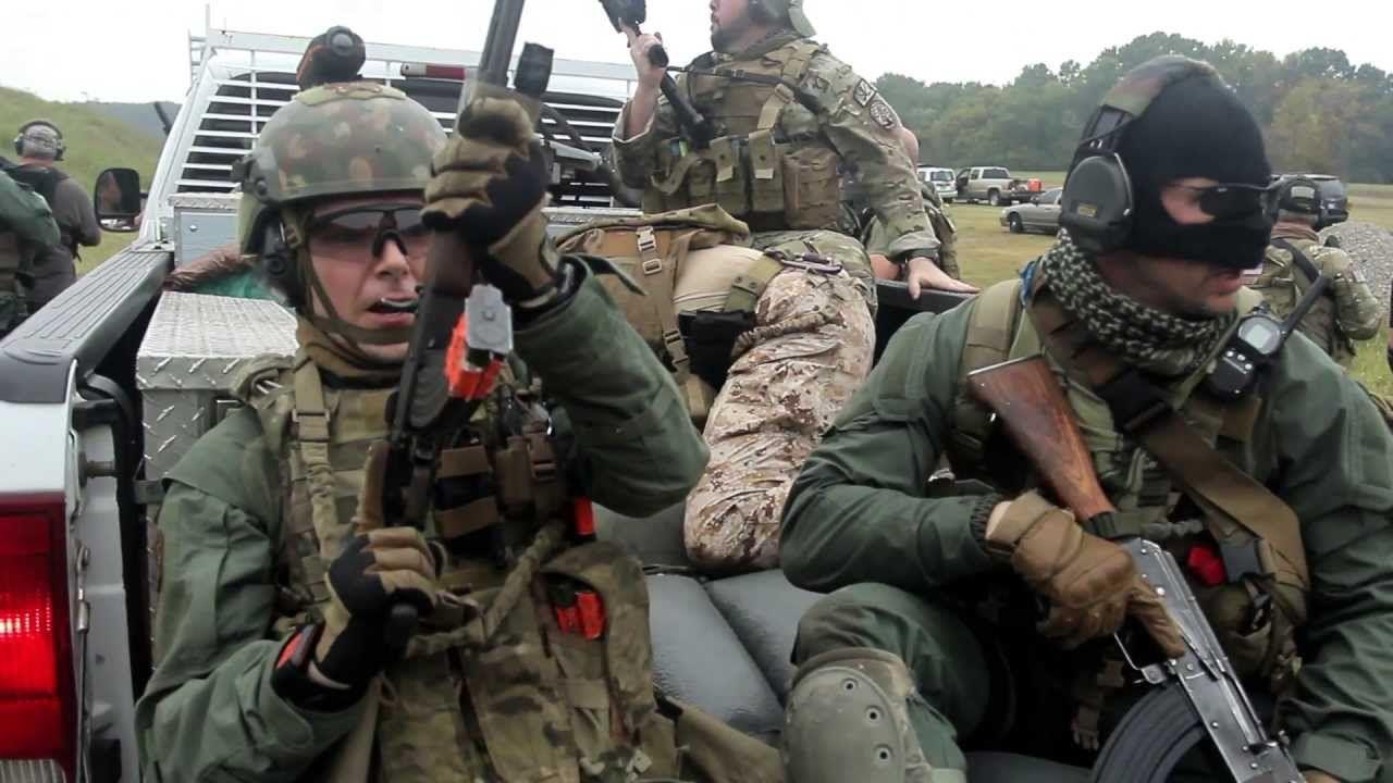 Tactical Response - High Risk Civilian Contractor - CQB ...