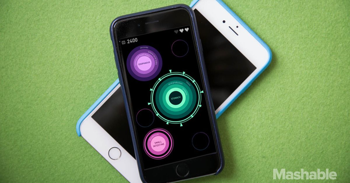 Apple's top iPhone app of 2014 aims to be best brain