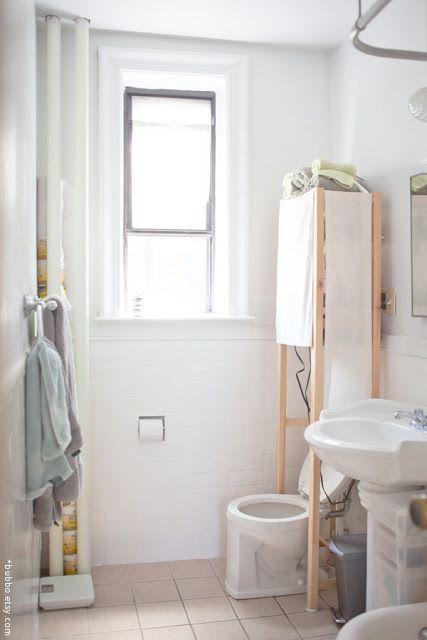 Bathroom Space Saver Ikea. Ikea Hackers Ivar Bathroom Space Saver Over Toilet For Renters A Cheap Alternative To