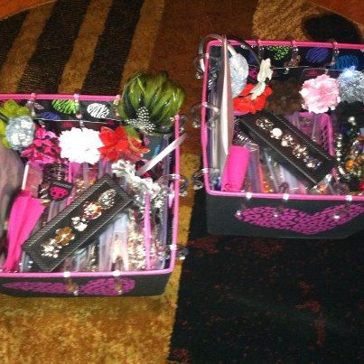 My basket parties host one paparazzi styles by bess for Paparazzi jewelry gift basket