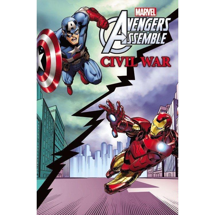 Marvel Universe Avengers Assemble: Civil War