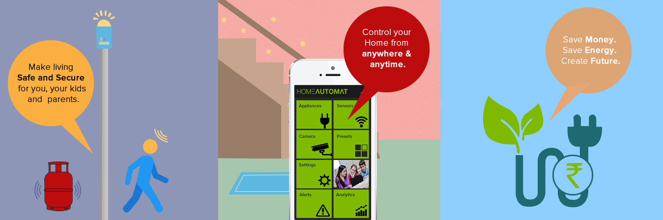 Smart Home systems | Wireless Home Automation Companies