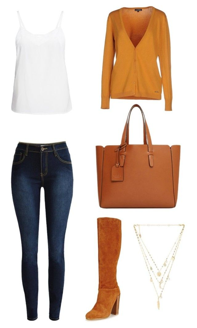 """Casual"" by mitchieanne21 on Polyvore featuring Rut&Circle, L.A. BLUE ROSE, Violeta by Mango and Ettika"