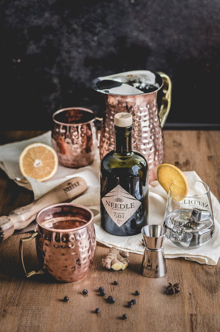 Photo of Fruity glow gin – the alternative to mulled wine BACKINA