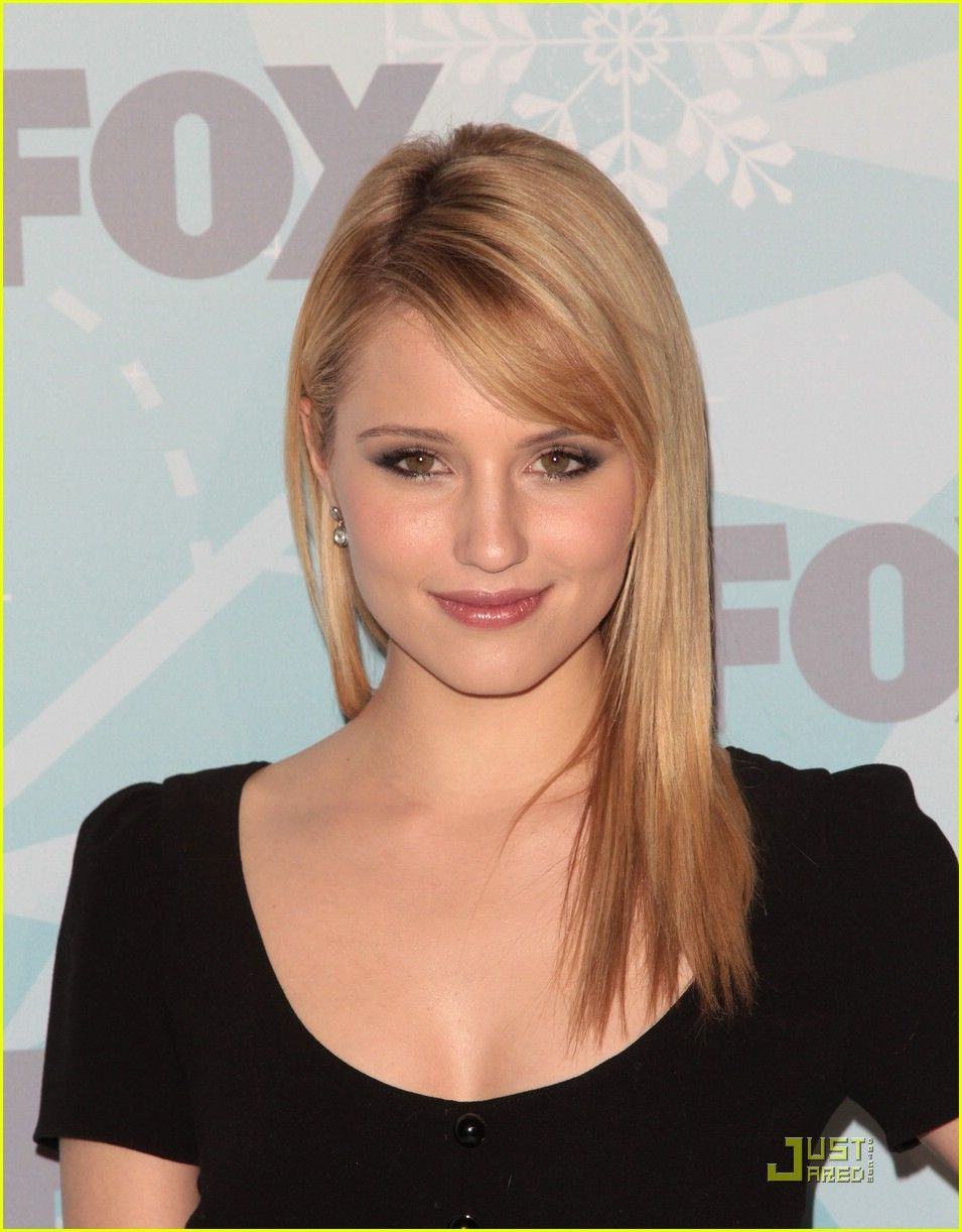 Dianna Agron Straight Hair Topsimages