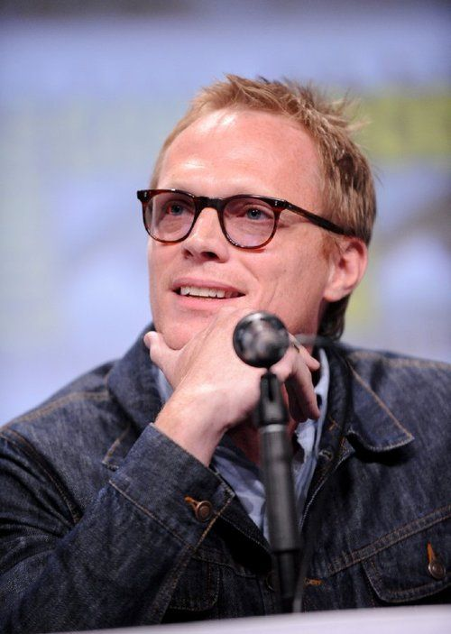 Paul Bettany at SDCC