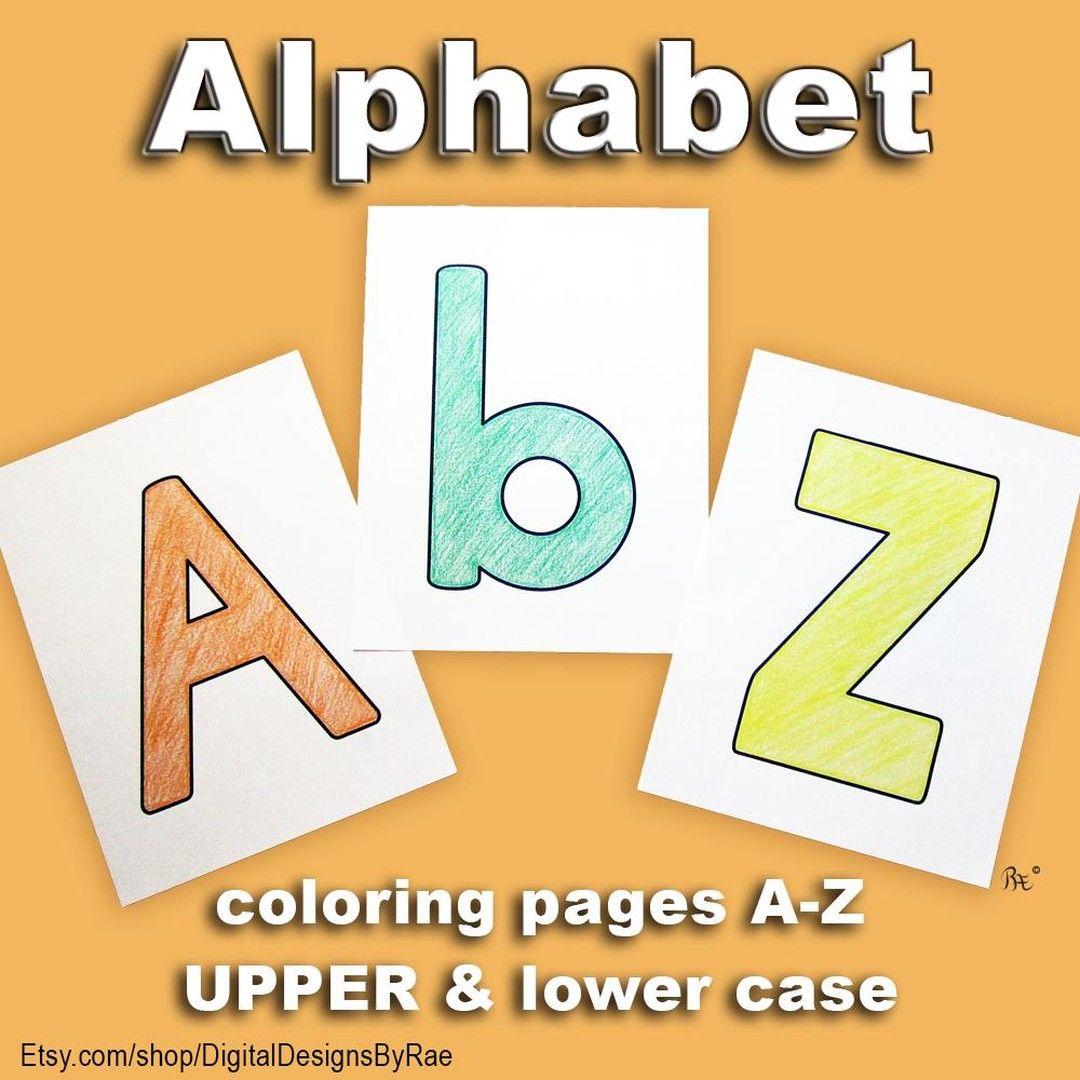 Learn Through Coloring S Ift 2dxxa6v Alphabet