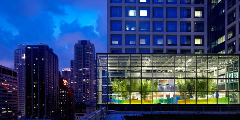 Mikyoung Kim Design Inserts Crown Sky Garden Into Lurie Childrenu0027s  Hospital, Chicago, IL,