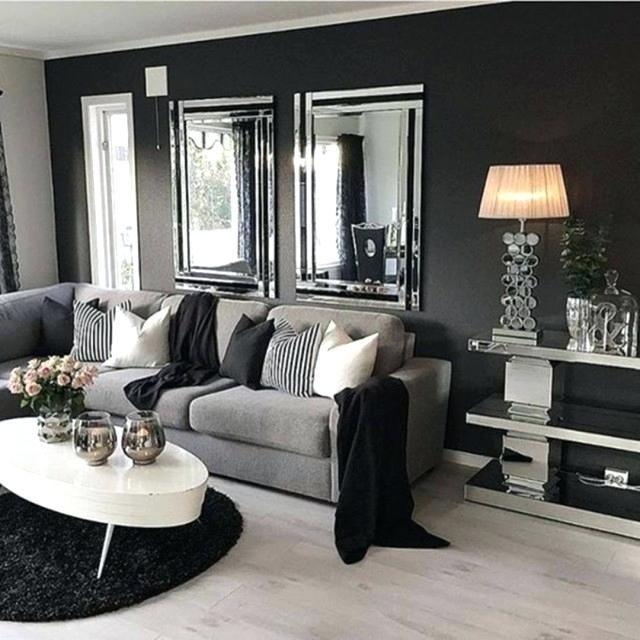 Tyuka Info Living Room Grey Black Living Room Living Room Designs