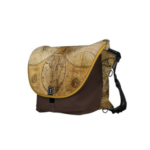 17th century Old World Map messenger bag | Zazzle.com ... on map shoes, map luggage, map boots, map crossbody, map skirt, map phone case, map jacket, map scarf, map white, map trunk, map suitcase, map wallet, map sweater,