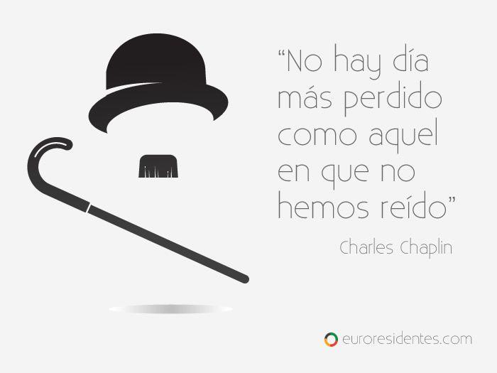 Citas Célebres De Charles Chaplin 15 Frases Frases