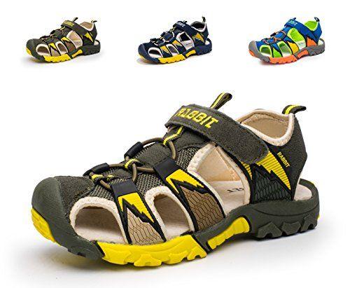Toddler//Little Kid Boy/'s Outdoor Athletic Hiking Sandal