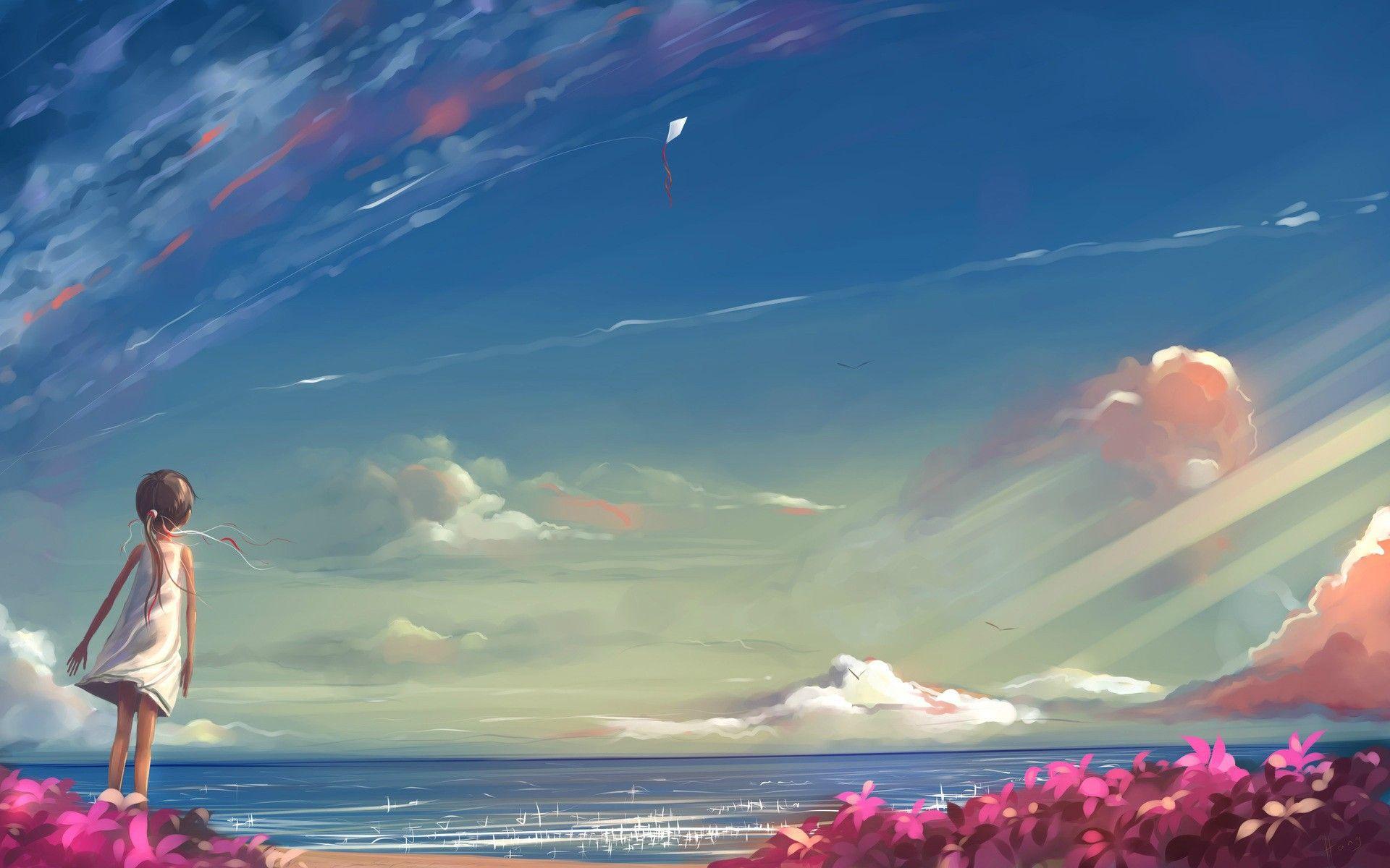 Anime Phong Cảnh Anime Scenery Wallpaper Anime Scenery Scenery Wallpaper