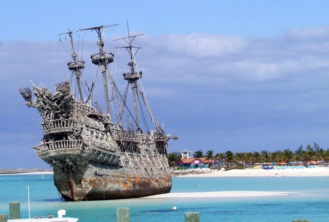 фрегат пираты карибов картинки последнего только недавно