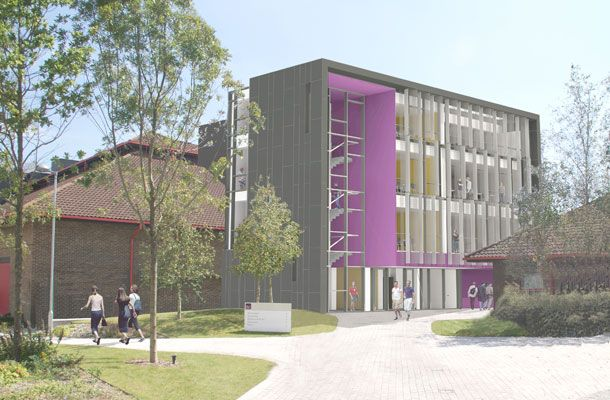 Planning Permission Granted For Exciting New Design Engine Project At Arts University Bournemouth
