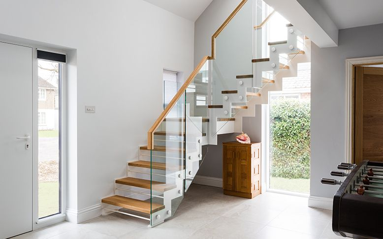 Best First Step Designs One Of A Kind Designer Staircases 640 x 480