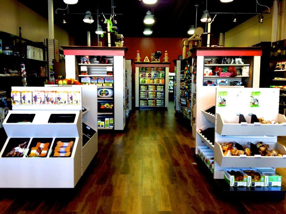 We Are Pleased To Announce That The Global Pet Foods Store In