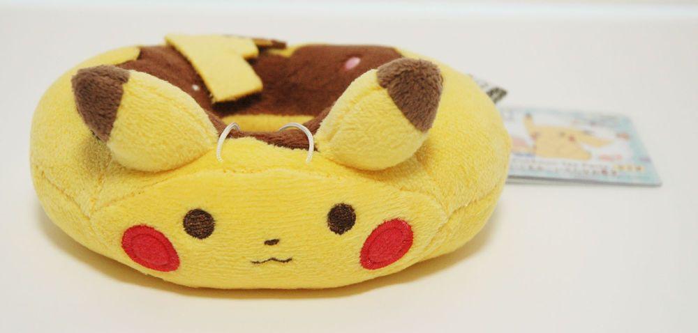 PRODUCT Plush Doll Pokemon Tea Party Pikachu Donut. | eBay!