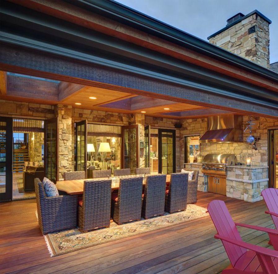 Aspen Mountain Residence. Interior By W Design. Go Inside