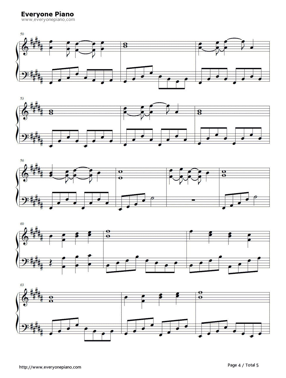 Anime sheet music butler ii anime stave preview 4 free piano butler ii anime stave preview 4 free piano hexwebz Image collections