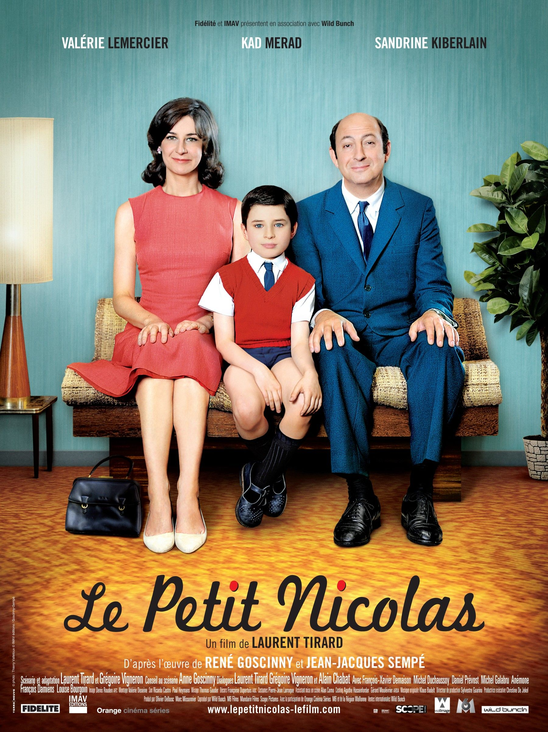 Le Petit Nicholas (Little Nicholas) is a cute and fun loving movie to watch  with your children this December. Visit www.talkinfrench.com for everything  ...