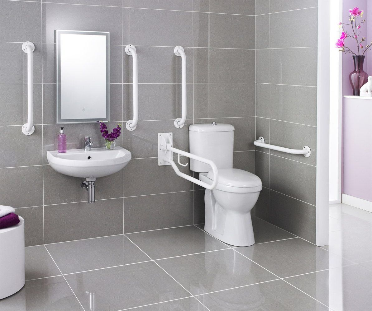 Bathroom with vanity bidet and toilet bathroom style bathroom tiles - Bathroom Design For Elderly People Toiletsforhandicapped Discover More Ideas At Http