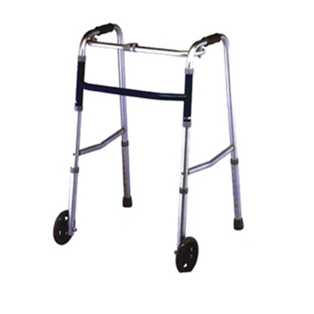 Folding Walker For Senior Citizen And Elderly In India By Karma