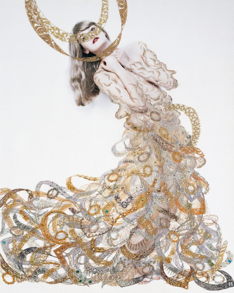 Asami Kiyokawa is the world renown #Japanese embroidery #artist ...