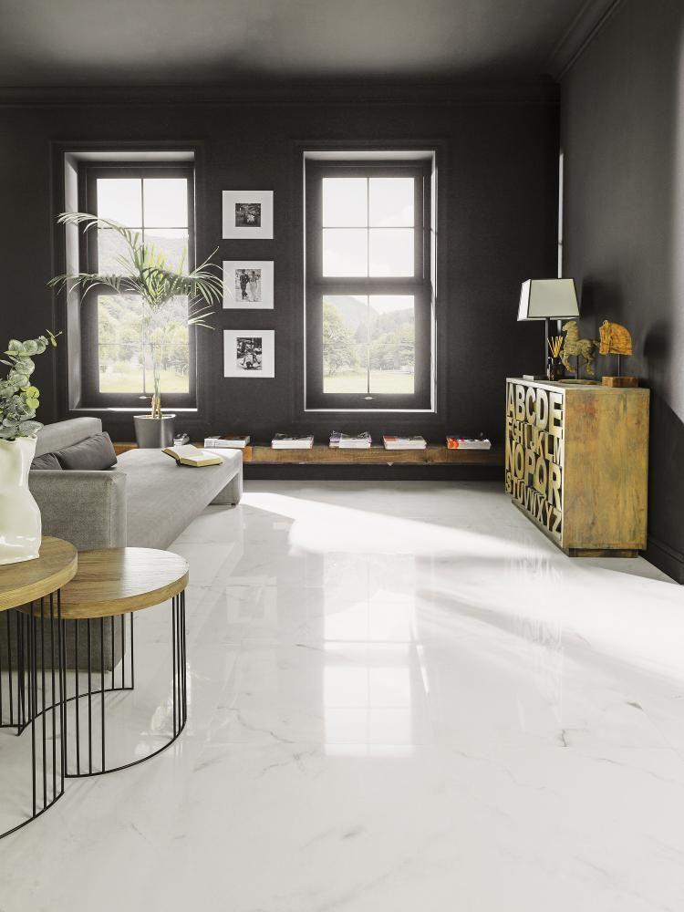 Ceramic Tiles Manila Blanco 31 6x90 House Flooring Floor Design White Marble Floor