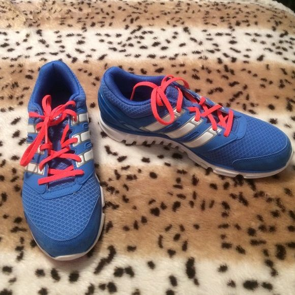 Women's Adidas running shoes size 8.5 Women's Adidas running shoes size 8.5. Excellent condition. Only worn once. Adidas Shoes Athletic Shoes