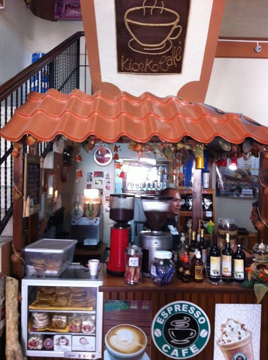 El Kiosko Cafe San Marcos
