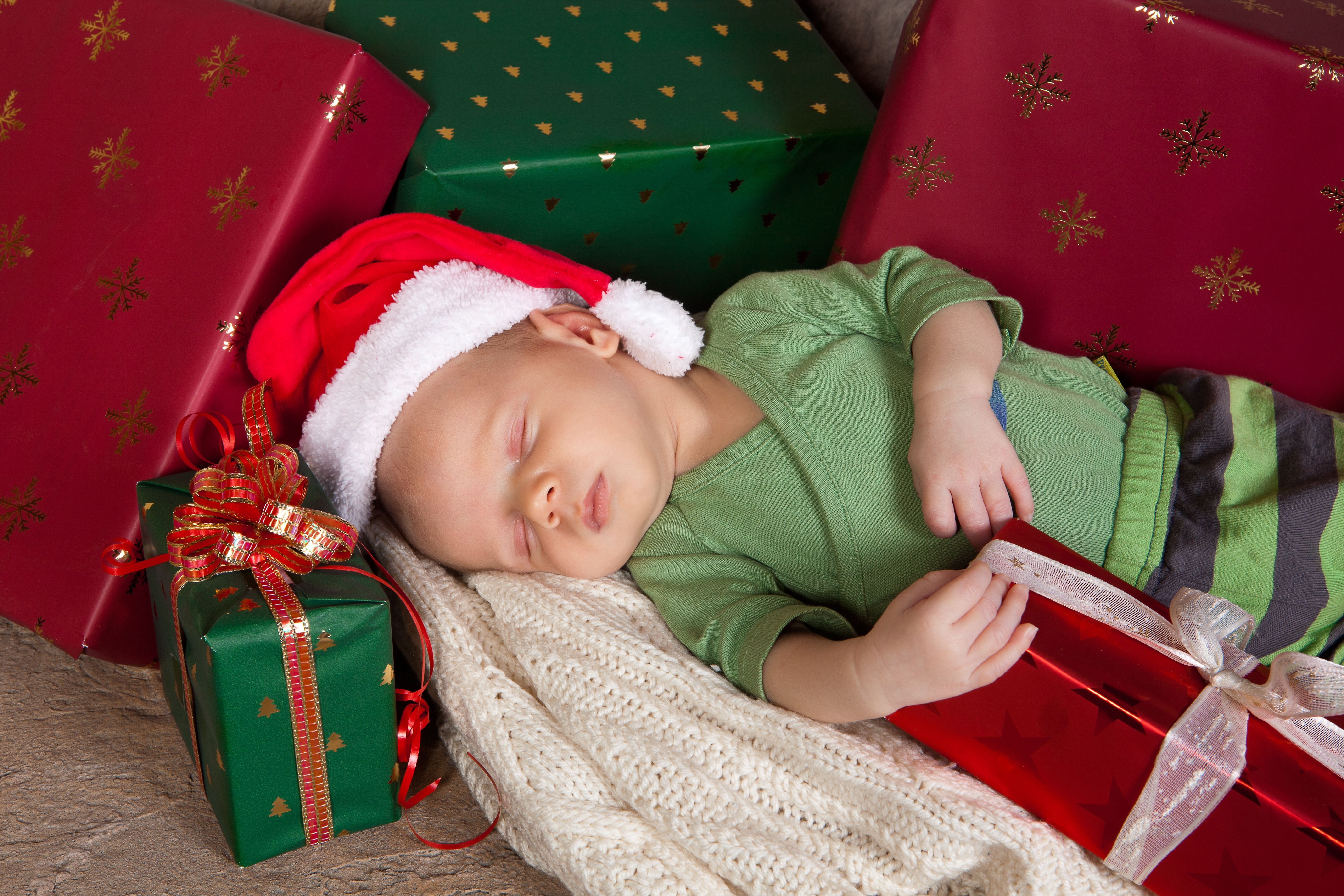 Holiday Sleep Tips for Babies and Toddlers Baby sleeping