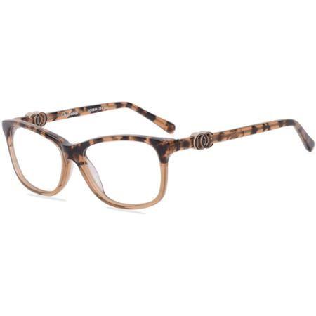 Oleg Cassini Womens Prescription Glasses, OCO354 Brown | Things to ...