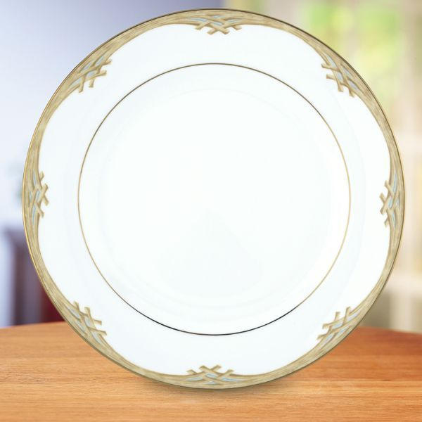 British Dinner Plates British Colonial Bamboo Dinner Plate By Lenox