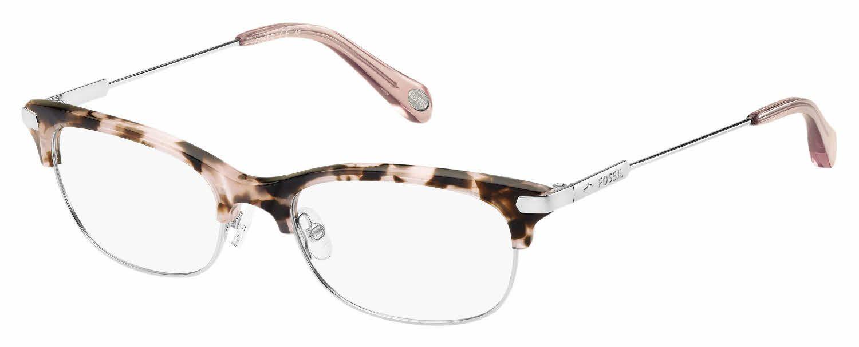 fde5b824ed Fossil Fosil 6055 Eyeglasses