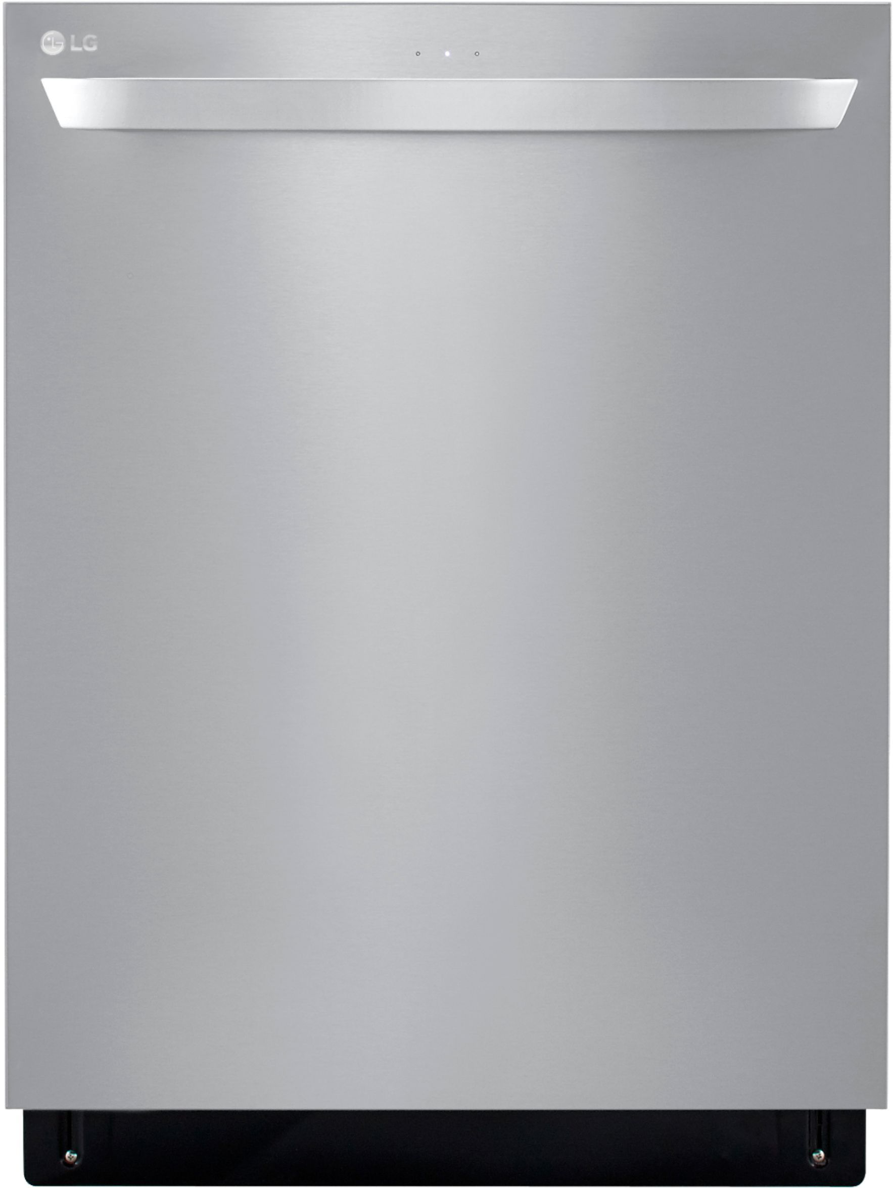 Best Buy Lg 24 Top Control Built In Smart Wifi Enabled Dishwasher With Stainless Steel Tub Quadwash And 3rd Rack Stainless Steel Ldt5678st Steel Tub Integrated Dishwasher Built In Dishwasher