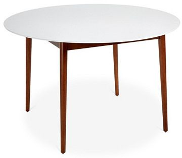 """Manon 47.25"""" Round Dining Table"""