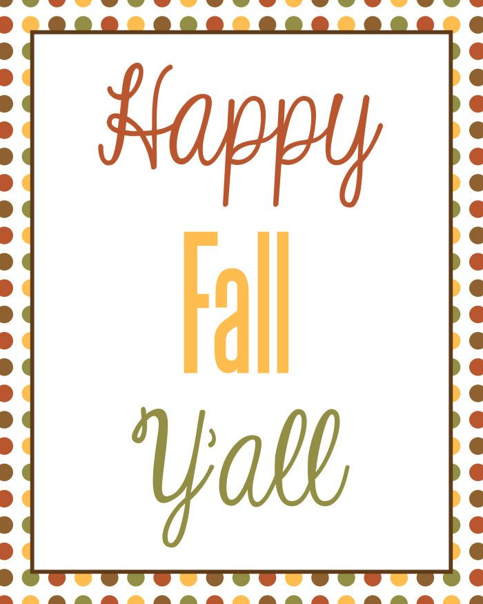 Happy Fall Yall Clip Art Images Pictures Becuo Happy Fall Y All