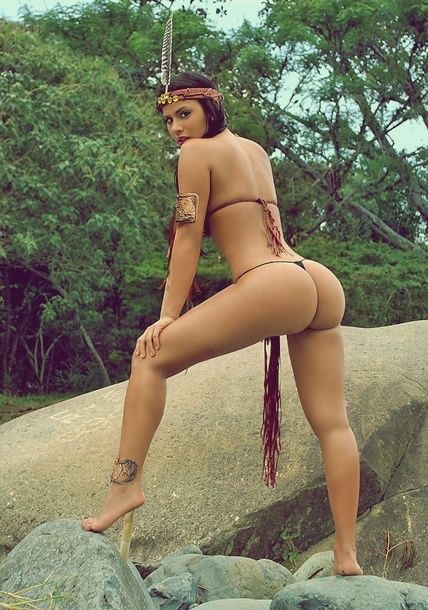 Naked native women pics