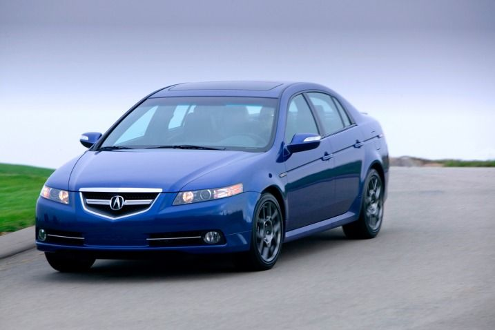Acura TL Affordable Economic High Safety Rating Ample Leg Room - Acura tl type s turbo