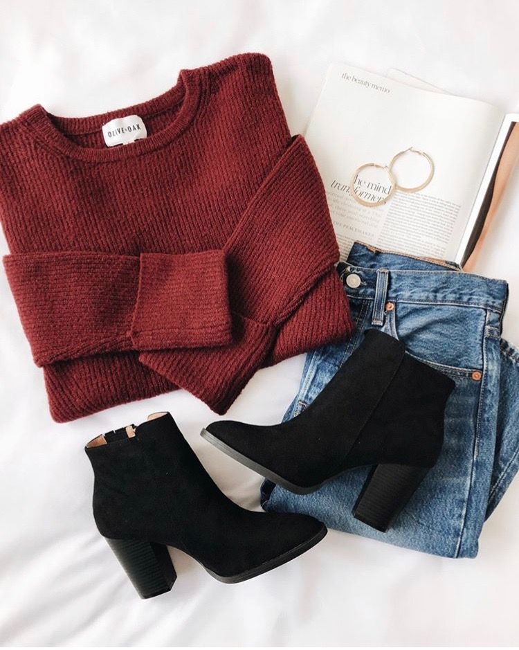 Photo of This is cute FALL fashion! #youreworthit