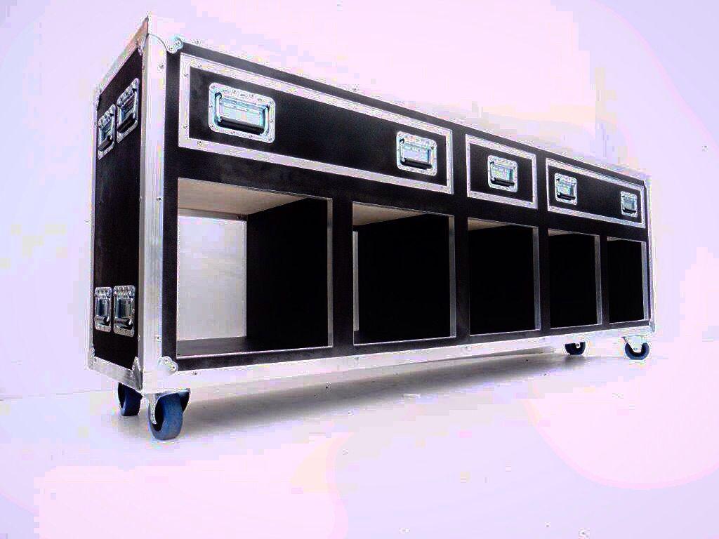 Arredamento Rock ~ Vinil flightcase. armadio vinili. arredamento moderno. arreda