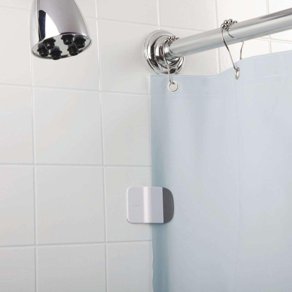 Shower Curtain Sealer In 2020 Shower Rod Shower Systems Shower
