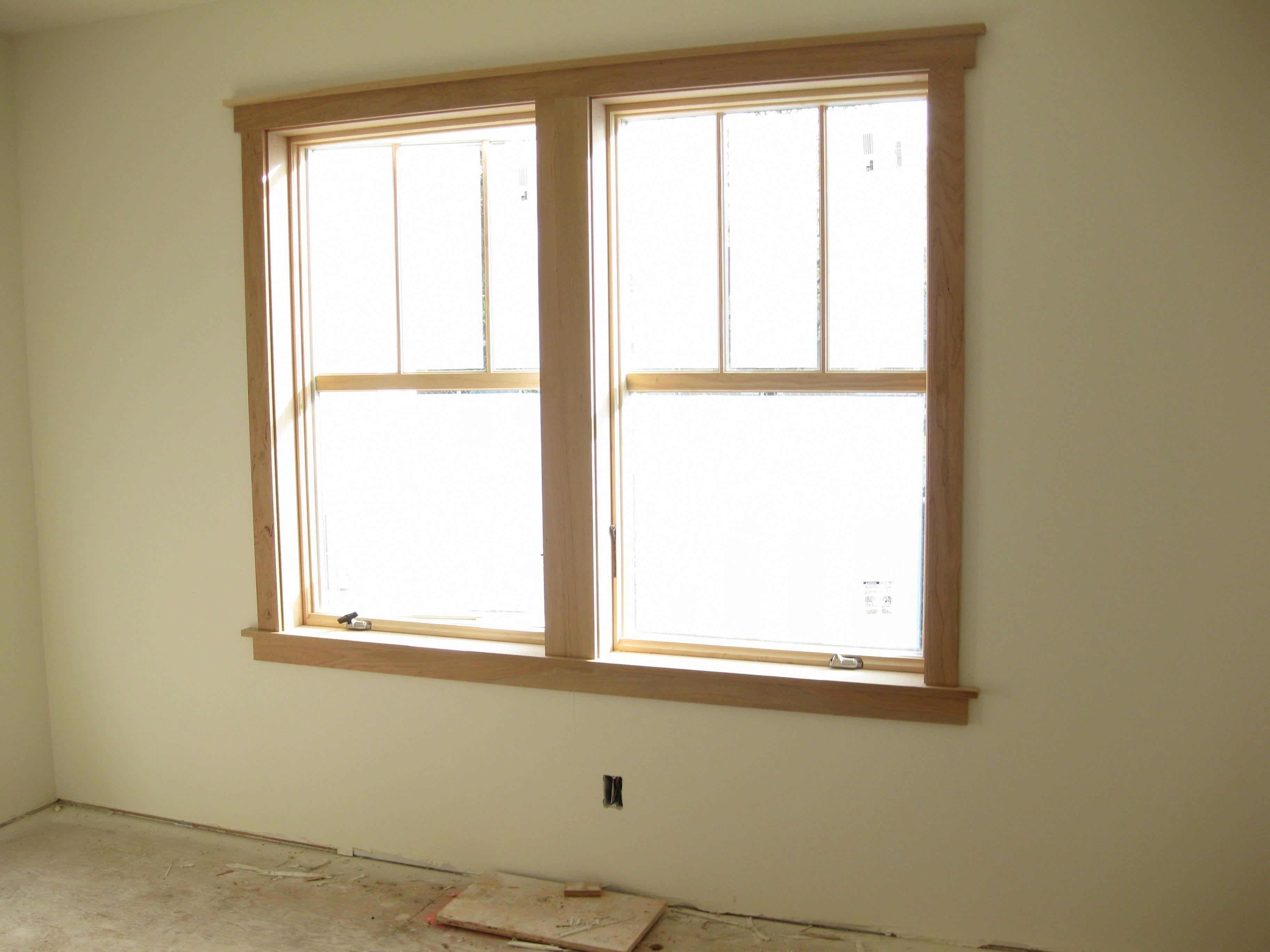 Window Trim Ideas Tags Interior Exterior Farmhouse Painting Diy Ideas Craftsman Simple Molding Wood Doors Interior Window Trim Interior Window Trim