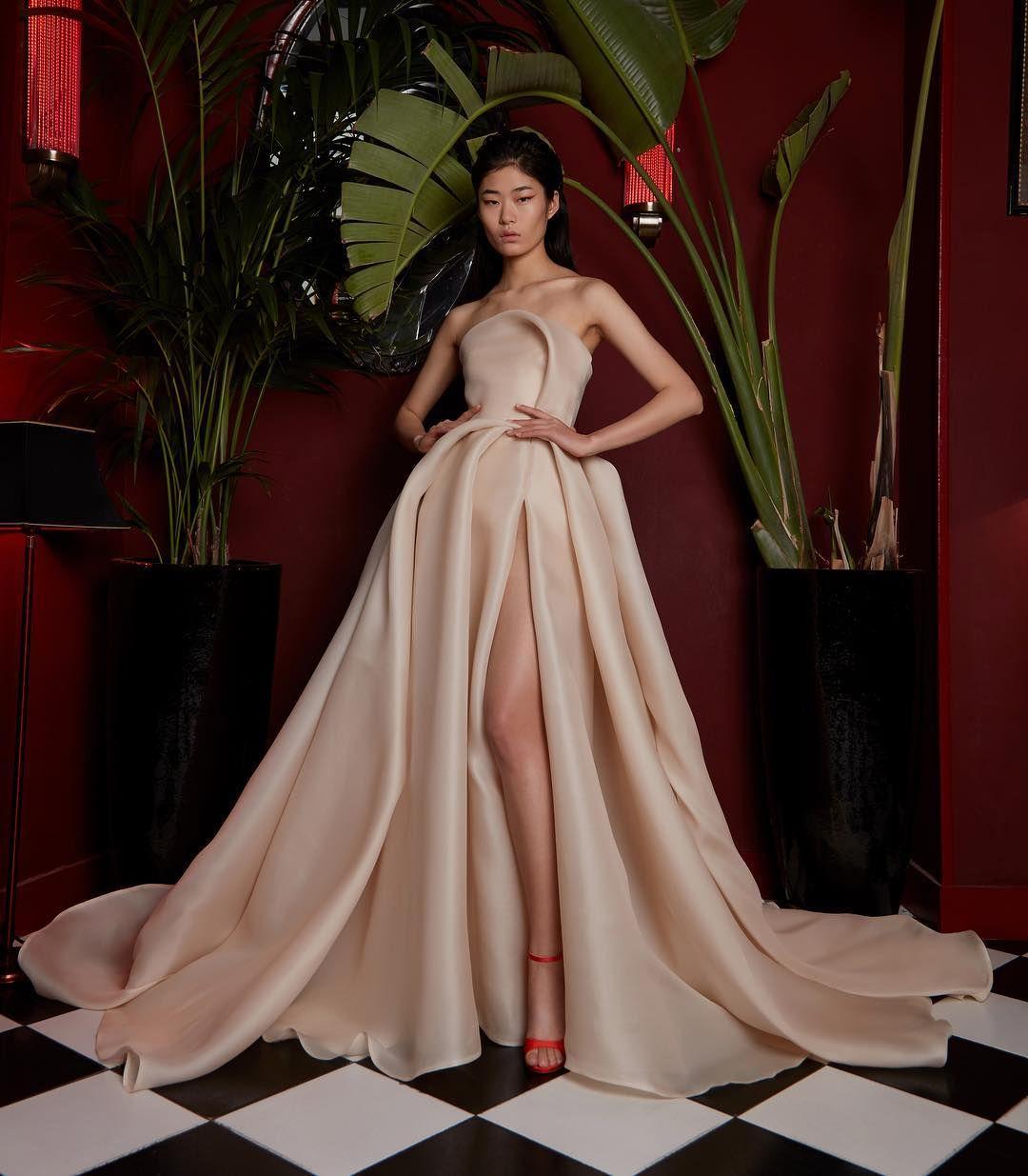 Rami Al Ali SS19 Haute Couture