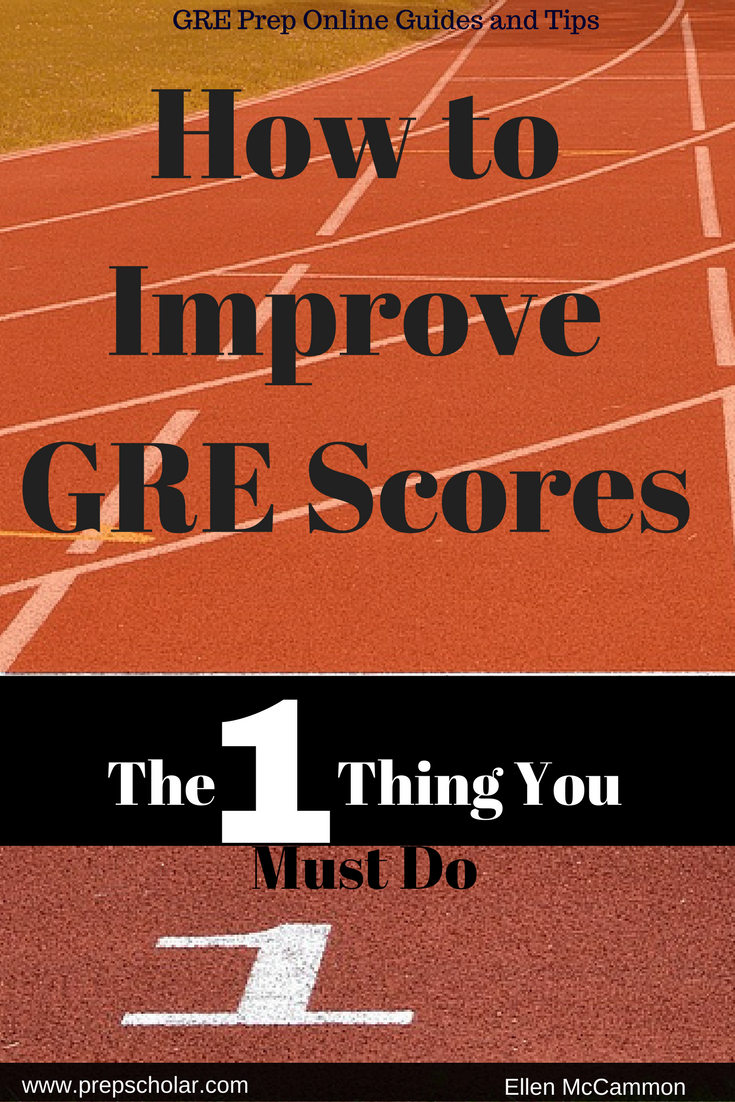 Want to score better on the GRE? In this guide, we'll go over exactly how  to improve your GRE score and lock down the numbers you need for grad  school.