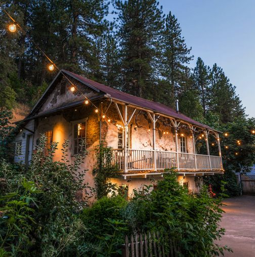 Wedding Venues In Northern California: Boeger Winery In Placerville, CA