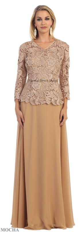 NEW SPECIAL OCCASION GOWNS MODEST EVENING DRESSES CHURCH ATTIRE FLORAL PATTERN