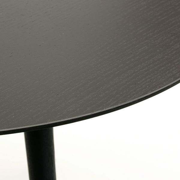 Frêne Teinté Noir, Vernis | Céline - Larmor | Pinterest | Table